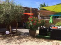 Chambre d'Hôtes Ardèche Coté jardin