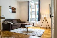 Appart Hotel Rouen Appart Hotel Charming Haussmannien 50m2 - city center