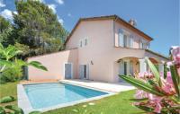 gite Beausoleil Five-Bedroom Holiday Home in Biot