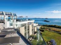 Hotel 4 étoiles Saint Malo hôtel 4 étoiles Novotel Thalassa Dinard
