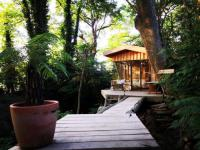 Chambre d'Hôtes Seignosse Coco Barn Wood Lodge