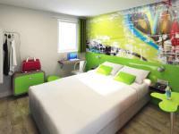 hotels Sainte Croix ibis Styles Lyon Villeurbanne