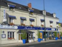 Hôtel Fourneaux hôtel Logis Hostellerie Saint Paul