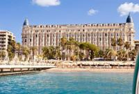 Hotel 5 étoiles Cannes hôtel 5 étoiles InterContinental Carlton Cannes