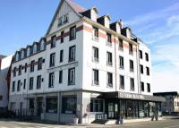 Hotel en bord de mer Picardie Citotel Hôtel en Bord de Mer La Villa Marine
