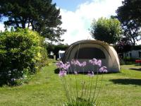 Terrain de Camping Trézilidé Camping du Tregor