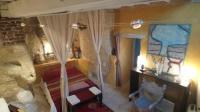 Chambre d'Hôtes La Chapelle Vicomtesse Troglodyte loft