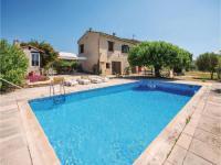 gite La Motte Two-Bedroom Holiday Home in Bagnols en Foret