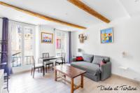 Appart Hotel Toulon Appart Hotel Great 1 bedroom Downtown - Dodo et Tartine