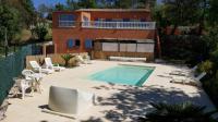 gite La Croix Valmer Villa Rock Paradise