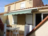 Résidence de Vacances Salles d'Aude Résidence de Vacances House Patios de la plage