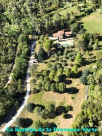 Chambre d'Hôtes Forcalqueiret La Bastide de la Provence Verte