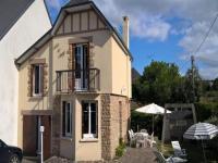 gite Saint Benoît des Ondes House Jullouville maison avec jardin proche de la plage