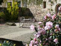 Location de vacances Saint Judoce DINAN Gîte La Priquetais
