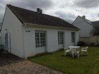 gite Cancale House Jullouville maison de plain pied avec jardin proche de la plage
