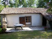 gite Castelnau de Montmiral House Vaour - 4 pers, 55 m2, 3/2