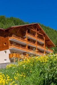Village Vacances Sauze résidence de vacances Mona Lisa Les Terrasses de Labrau