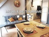 Appart Hotel Bubry Appart Hotel Appartement cosy Lorient centre Parking prive