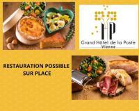 Hotel Fasthotel Simandres Citotel Grand Hotel De La Poste - Lyon Sud - Vienne