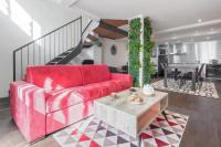 Appart Hotel Dardilly Appart Hotel ClubLord - Splendid Duplex in the city center