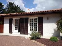 gite Saint Jean de Monts House Pavillon avec 4 chambres dans parc boise et calme