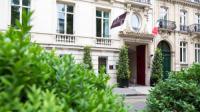 Hotel Intercontinental Paris 1er Arrondissement hôtel InterContinental Paris Avenue Marceau