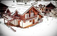 gite La Salle les Alpes Odalys Chalet Alpenroc