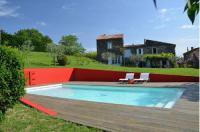 Gîte Saint Lager Bressac Gîte Holiday home Les Chaix