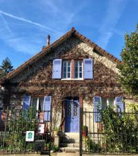 Chambre d'Hôtes Haute Normandie Les Jardins d'Hélène