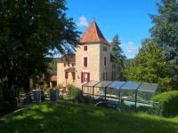 gite Luzech House Les junies - 10 pers, 200 m2, 6/5
