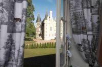 gite Saint Antoine du Rocher chateau de Beauvais gite