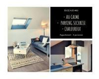 Résidence de Vacances Limousin Résidence de Vacances BUGEAUD #20 - Appartement chaleureux - 4 personnes
