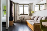 Résidence de Vacances Chamonix Mont Blanc Résidence de Vacances Chamois Blanc 308 Apartment