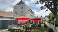 Hotel 4 étoiles Saint Malo hôtel 4 étoiles The Originals Grand hôtel 4 étoiles de Courtoisville - Piscine et Spa (ex Relais du Silence)