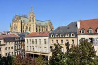 Résidence de Vacances Metz Résidence de Vacances grand appartement vue cathedrale