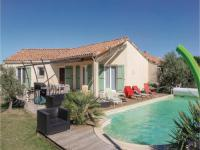 gite Saint Marcel d'Ardèche Three-Bedroom Holiday Home in Pierrelatte