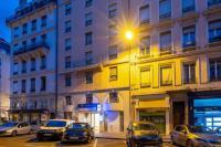Résidence Nemea Rhône Comfort Suite Rive Gauche Lyon Centre