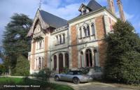 Chambre d'Hôtes Chaumussay Chateau Valcreuse