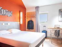 Hotel Fasthotel Essonne ibis budget Grigny Centre