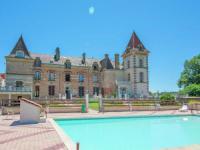 Gîte Saint Paul d'Espis Gîte Chateau de Lastours- Appartement Magnolia