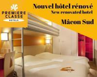 Hotel pas cher Sologny hôtel pas cher Première Classe Mâcon Sud