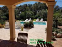 Gîte Carbini Gîte Villa Cédrat