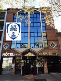 Hotel de charme Toulouse hôtel de charme de Brienne