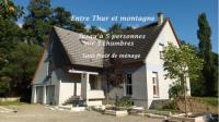 tourisme Lautenbachzell Entre Thur et montagne