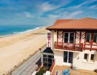 Hotel en bord de mer Landes Hôtel de La Plage