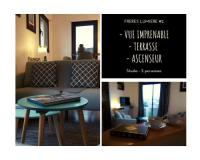 Appart Hotel Limousin Appart Hotel FRERES LUMIERES #2 - Studio Cocooning - 2 personnes