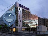 Hotel 4 étoiles Marseille 1er Arrondissement hôtel 4 étoiles Novotel Suites Marseille Centre Euromed