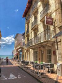Hotel de charme Biarritz hôtel de charme Georges VI