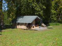 Terrain de Camping Castella Safary tent