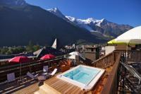 Hôtel Chamonix Mont Blanc Park Hotel Suisse et Spa